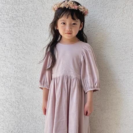 Cinnamon dress / lavender <09-08>