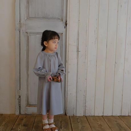 kids Over dress / blue grey
