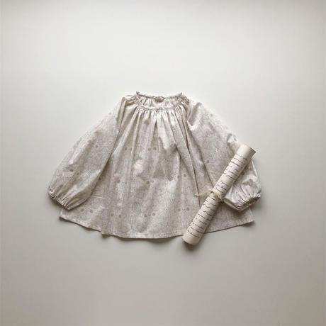 gather blouse (liberty/mortimer)