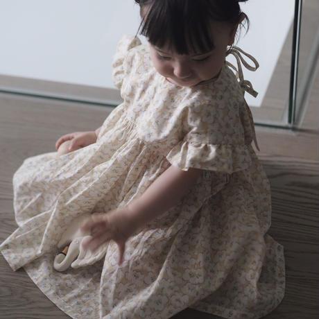 Drop sholder dress / deckchair daze