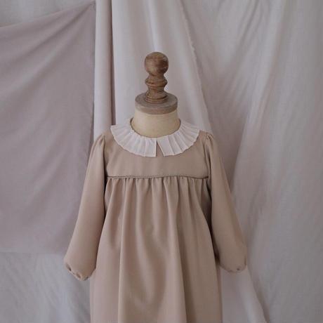 Petal dress / fraisier