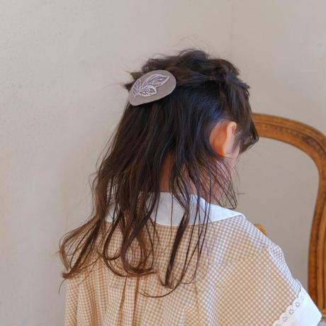 Amelie dress  / mustard check