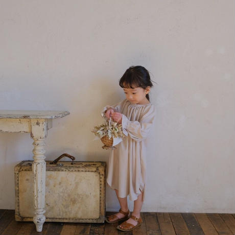 kids Over dress / soy