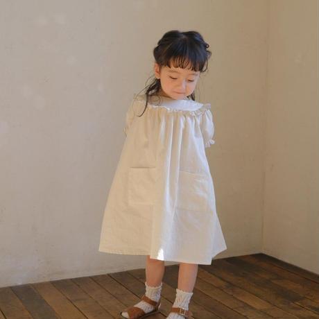 Charlotte dress / cream