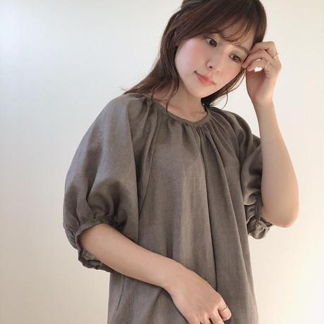 ladies Summer dress  / cocoa