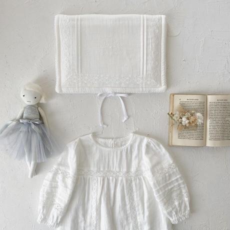 Night dress  / white