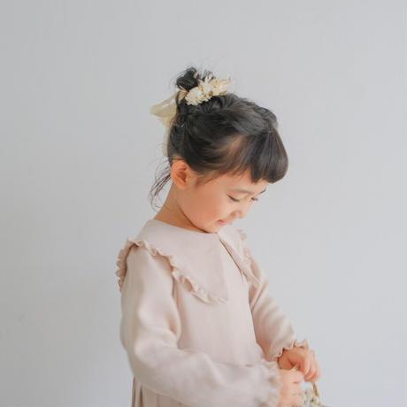 Lily dress / soy <09-02>
