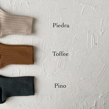 condor / Rib short socks ( size : 4-8)