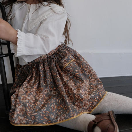 kids * Lily blouse / milk