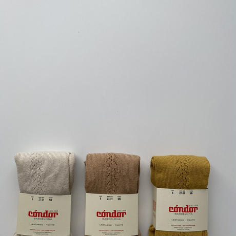 condor / Side openwork tight ( size : 4-8 )