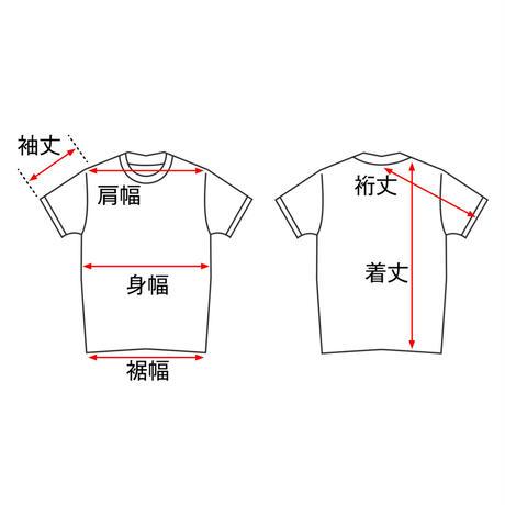 ジャングルジムロゴTシャツ