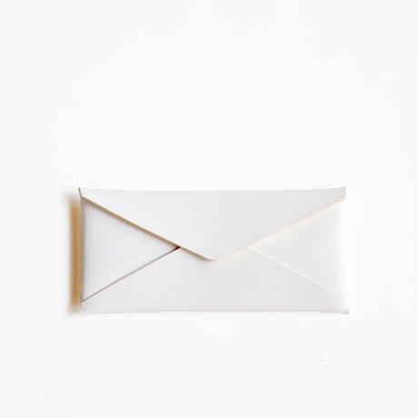 Airmail Wallet #WHITE