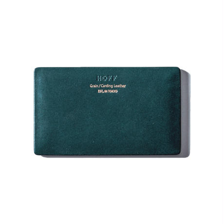 Card Case A #BLUEGREEN
