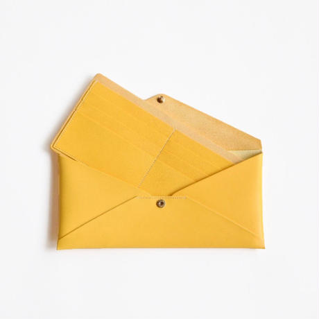 Airmail Wallet #YELLOW