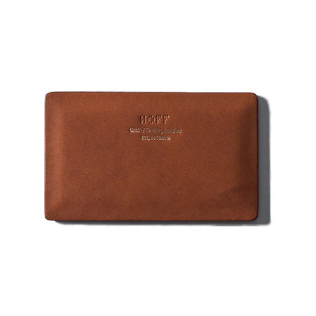 Card Case A #BROWN
