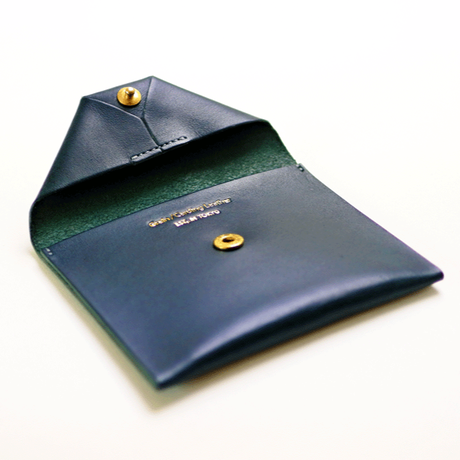 Envelope Coin Purse #BLUEGREEN