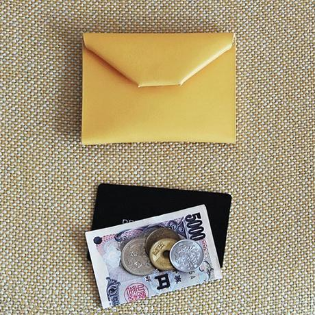Envelope Coin Purse #YELLOW
