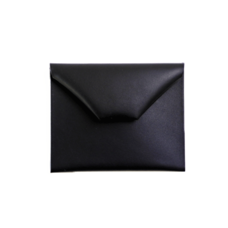 Envelope Coin Purse #BLACK