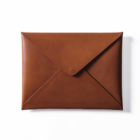 iPad Clutch Bag #BROWN