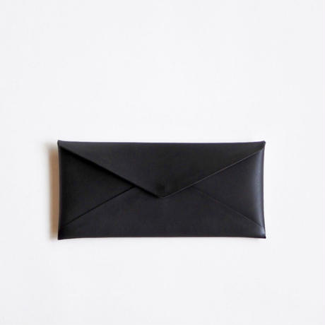 Airmail Wallet #BLACK