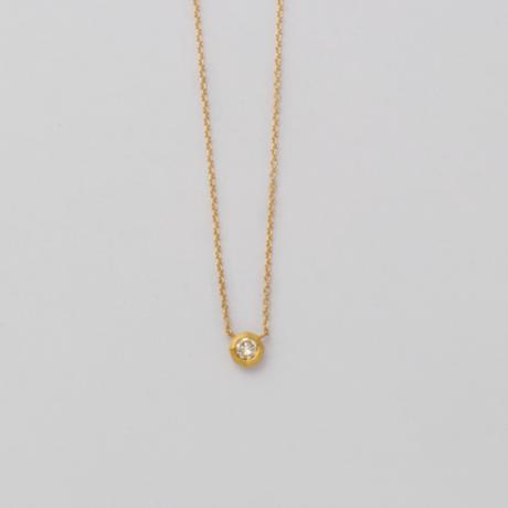 The One (Brown Diamond pendant)