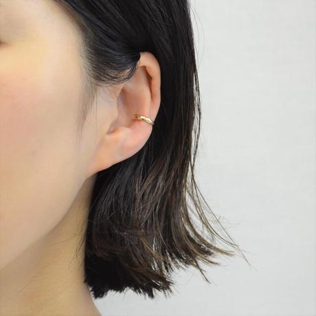 Oval ear cuff (K10 / horizontal)