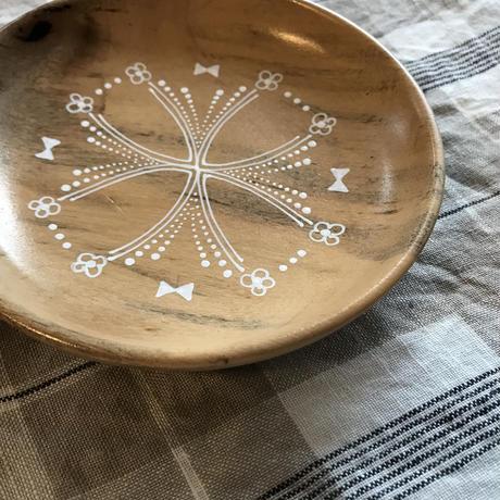 木のお皿(天然木)