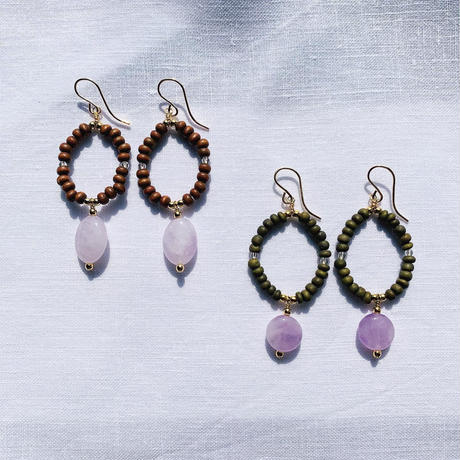 lavender amethyst pierce ***gray