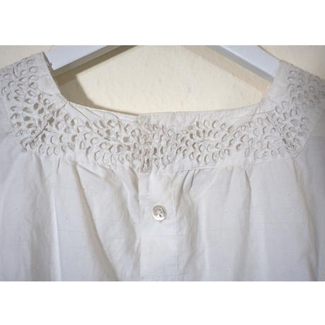 Early 20th century Lace Blouse White (no.305)