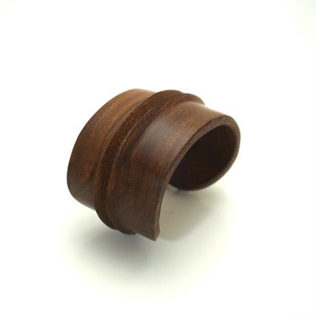 Vintage Bangle Wood《送料無料》