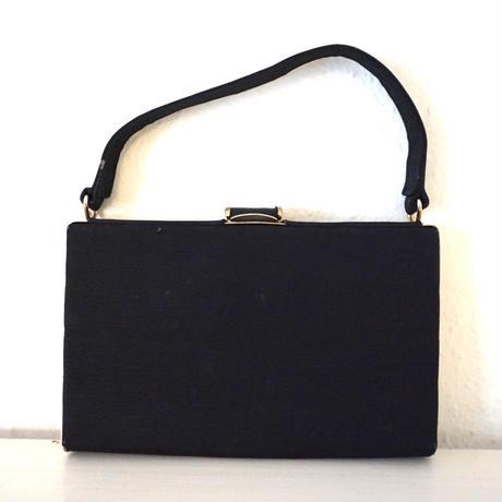 1950s Vintage Hnadbag Black