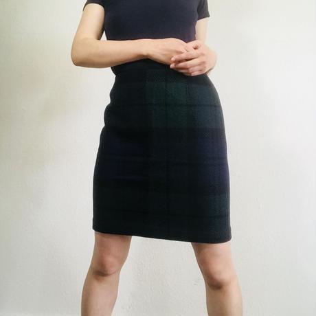 Mini Skirt  Blackwatch