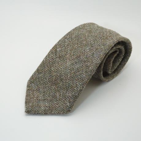 《送料無料》Vintage Craigmill Shetland wool Tweed Tie   (no.289)