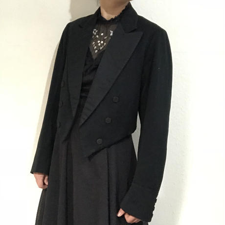 Maybe Uniform Jacket Black  (no.282)