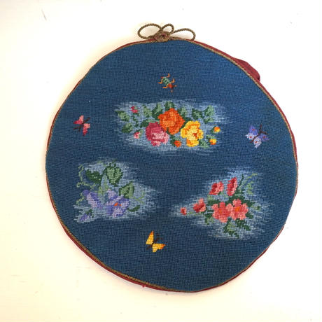 Victorian Handmade handkerchief holder  《送料無料》
