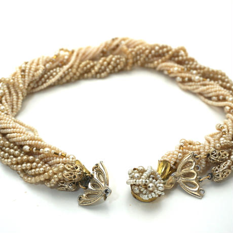 Maybe 50s Vintage Pearl Necklace  《送料無料》