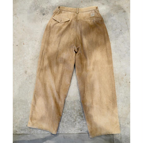 90's Ralph Lauren Wide Wale Corduroy Pants W32 Made in USA