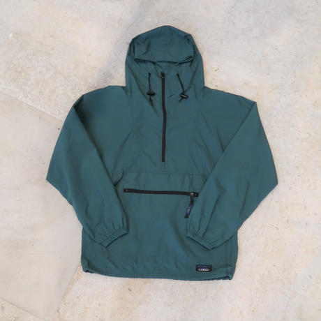OLD L.L.Bean Nylon Pullover Anorak Jacket