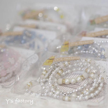 Y's perl lead(pink)
