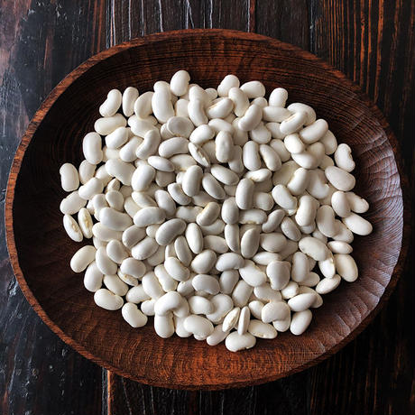 シタカラ農園さんの白花豆 1kg