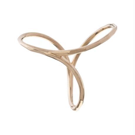 オープンサークルリング[Elenore Jewelry]