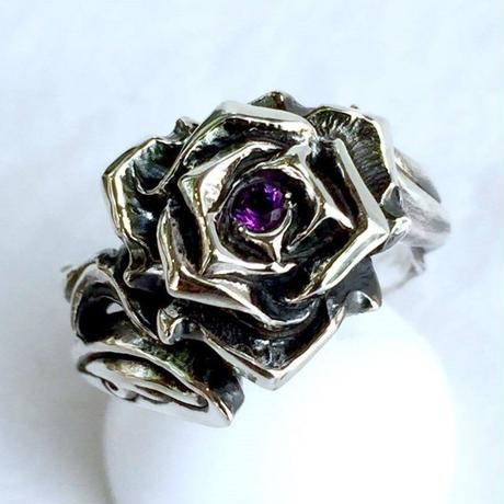 [GLAM SCALE-ring]【蛇骨堂限定販売】バラリング