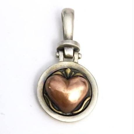 Eternal Heart Silverframe PENDANT(ペンダントトップ)[BLINDRABBIT]