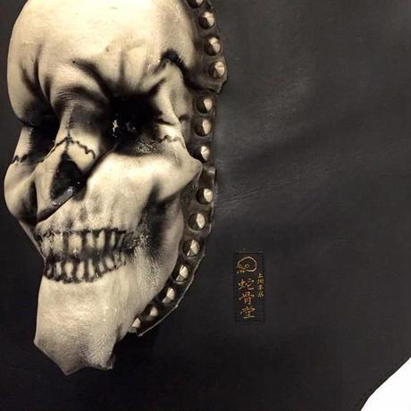 [蛇骨堂-bb]ドクロショルダーバッグ