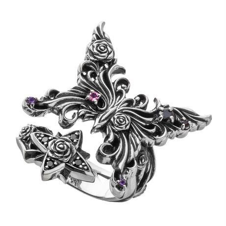 【即納可能!】アゲハリング~Swallowtail ring~[Artemis Kings]