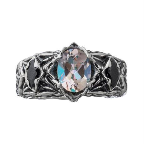 【即納可能!】ロンバスミスティックリング白虹 ~Rhombus Mystic Ring White Rainbow~[Artemis Classic]