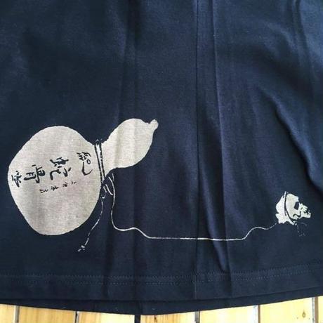 """☆残り1点Lady's Mサイズ☆『蛇骨堂オリジナル』Tシャツ""""瓢箪"""""""