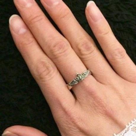 [Artemis Kings-ring]ウィングスクラウンリング