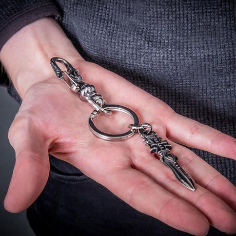 【新作!先行予約受付中!】 クロスソードキーホルダー ~Cross sword key chain~[Artemis Classic]