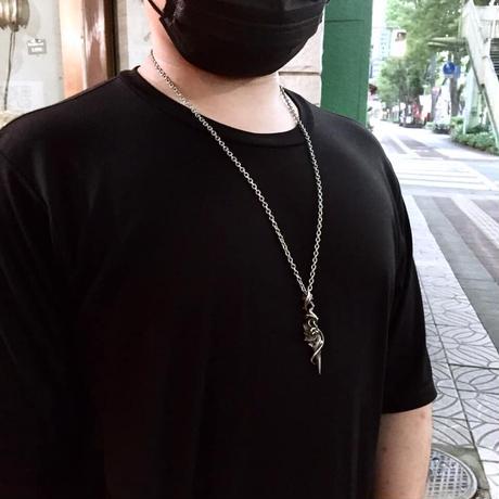 【ガーネット即納可能!】★蛇骨堂限定★ ランプリングローズ  ペンダント